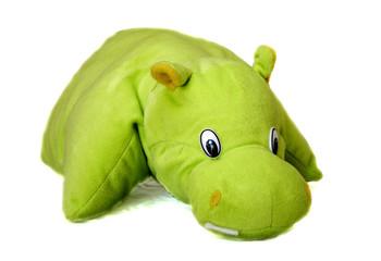 spielzeug hippopotame