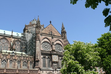 fianco della cattedrale