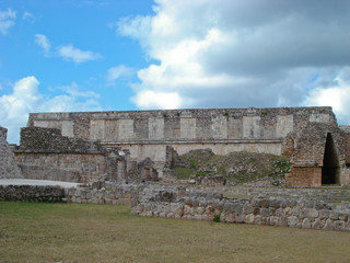 Nunnery Quadrangle - Uxmal