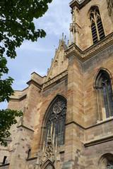 facciata chiesa gotica