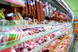 Fototapeta jedzenie - artykuły spożywcze - Na zakupach