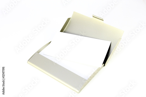 Business Card box 1