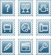 Postage stamp set 28