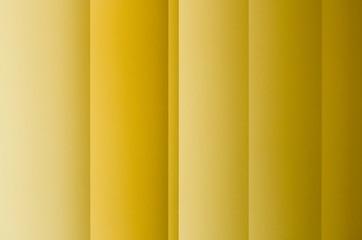 vertical orange blinds