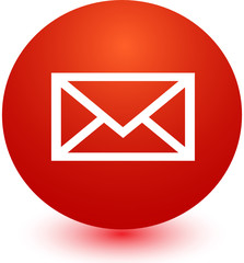 Red Letter Icon