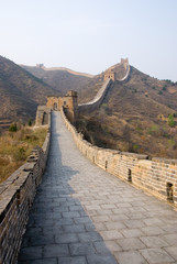 Famous great wall - Simatai part