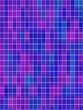 Sfondo blu e rosa