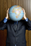 Head for Global Business Concerns poster