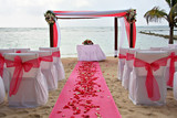 Fototapety Beach wedding