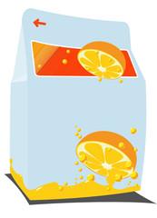 bote naranja 2