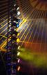 cirque, projecteurs