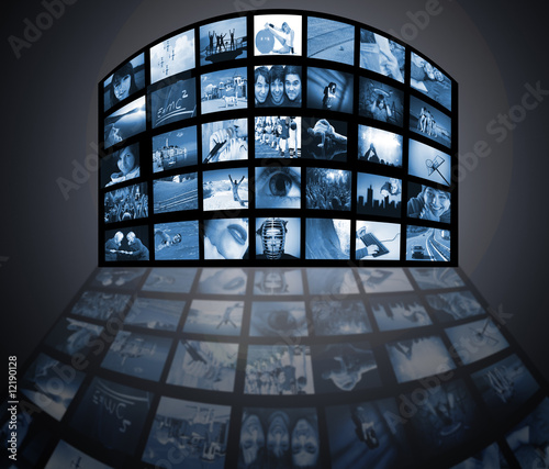 poster of Television media technology