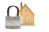 Safety - Lock and House poster