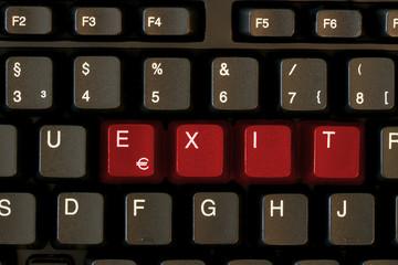Tastatur Exit