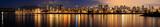 Fototapety Cityscape, Vancouver, Night