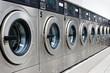 Leinwanddruck Bild - Laundry