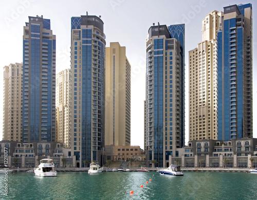 Dubai Marina View © creativei