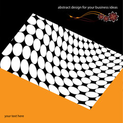 abstract design for your business ideas