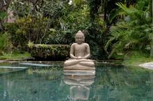 Bouddha à Bali
