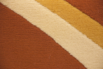 fragment of carpet