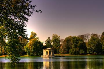 Chateau Fontainebleau Gardens