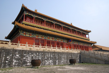 Pavilion of Forbidden City