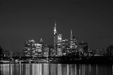 Skyiline Frankfurt SW