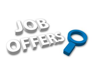"""Job Offers"""