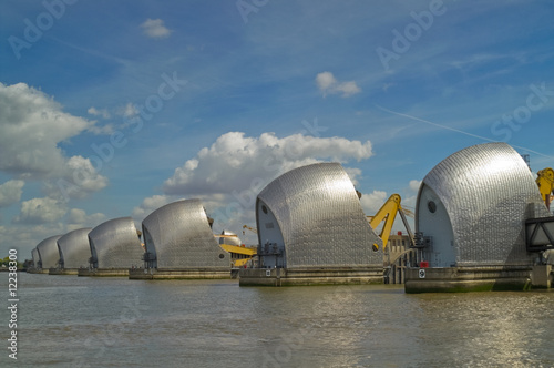Thames Barrier - 12238300