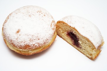 Doughnut with filling