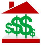 Save money - Refinance poster
