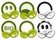 bio logo symbol