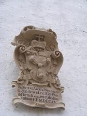 salzburg  austria castle's emblem