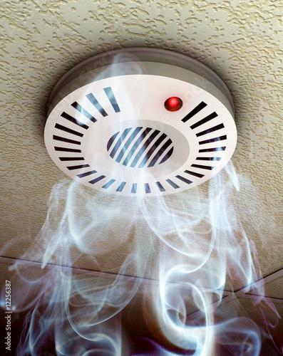 smoke detector and smoke