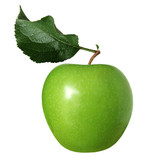 granny smith apple poster