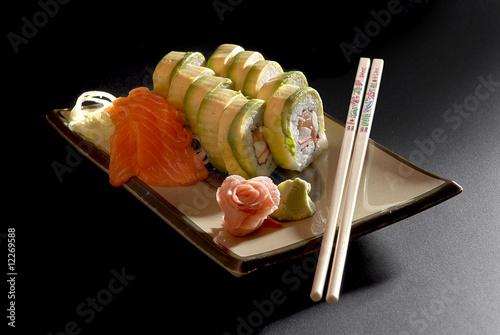 Fototapeten,sushi,kochmützen,japanese,japan