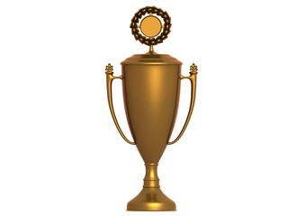 3d winner cup