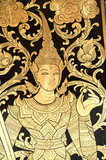 Thailand Wat Chedi Luang poster