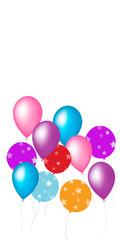 Balloons Vertical