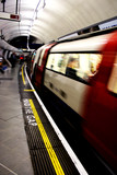 Fototapeta metro - metro - Kolej