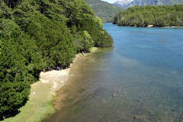 Lago Verde,Argentina