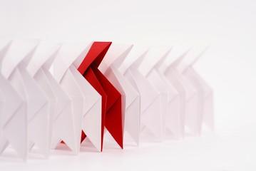 origami - chercher l'intru