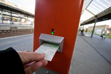 Ticket-Entwerter