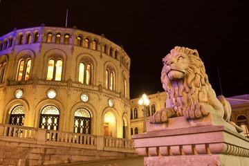 Stortinget Parliament building