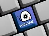 Webcam online poster