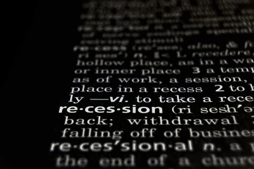 Recession Defined on Black