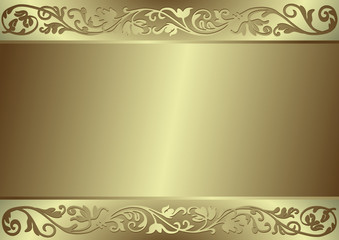 Gentle silvery background (vector)