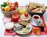 Frühstückstisch/continental breakfast - 12331515