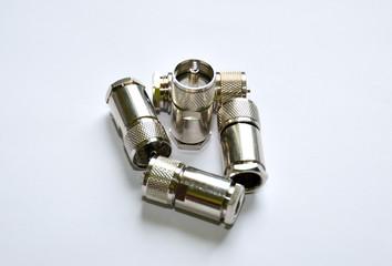 Coaxial Plugs