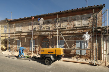 Chantier de Restauration